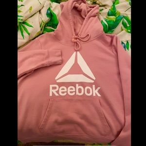 Blush Reebok Hoodie